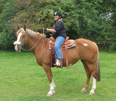 Learn to ride Western at Wildwoods Riding Centre Surrey