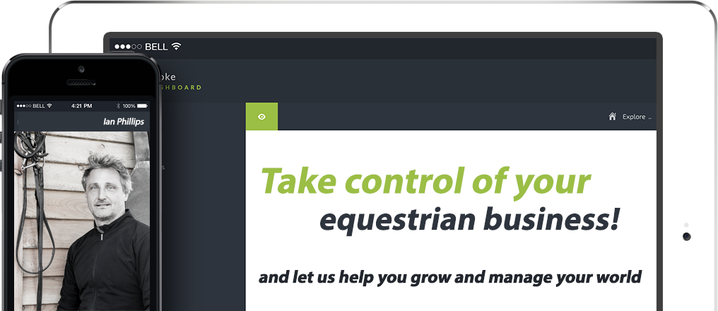 Equestrian Centre Software
